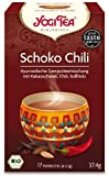 Yogi Tee Schoko Chili Tee, 17 Teebeutel, 37,4g