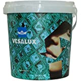 Vesalux Stardust Silver - Pintura al agua, color plateado
