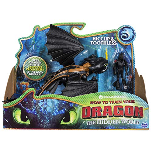 Dragons 6052275 Viking - Figuras Hiccup sin Dientes