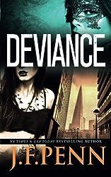 Deviance: London Psychic #3 (Volume 3) by J F Penn (2015-07-18)