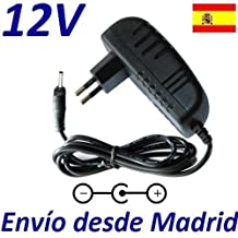 Cargador Corriente 12V Reemplazo Tablet Packard Bell Liberty Tab G100 G100W Recambio Replacement