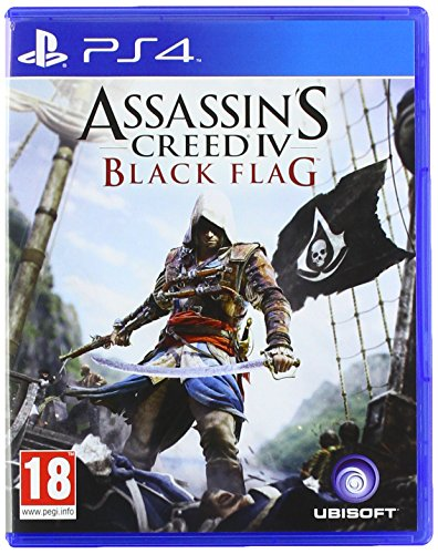Assassin's Creed 4: Black Flag - (PS4)