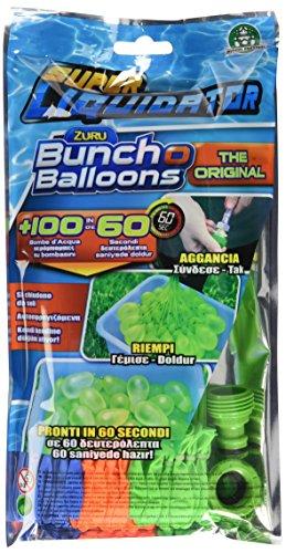Giochi Preziosi Zuru Bunch o Balloons-3Packs per 35Balloons-105Total