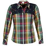 Alba Moda Bluse Hemden Damen Multifarben - DE 36 - Hemden