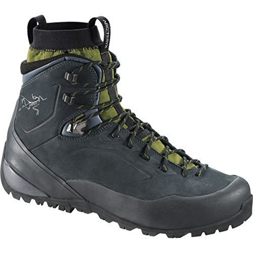 Arc'teryx Bora Mid Leather GTX Hiking Boots Men Deep Dusk/Kaktos 2016 Stiefel Deep Dusk/Kaktos