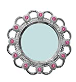 #8: Baal Wall Mirror for Home Mirror for Living Room Modern Mirror for Hall Wall Mirror for Home Decor Wall Mirror for Wash Basin Mirror for Bathrooms, Silver, 80 Gram, Pack of 1