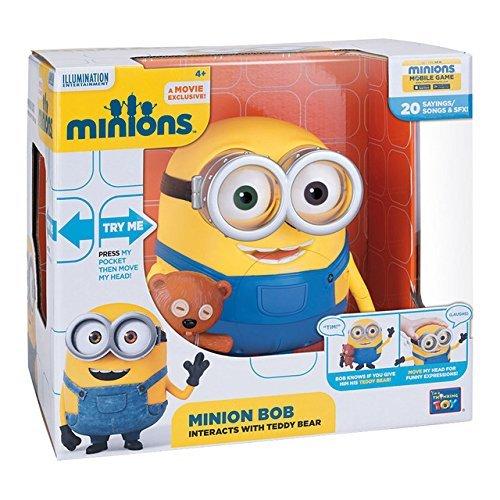 Minions 31006 - Gioco Minion Parlante Bob