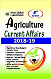#4: Agriculture Current Affairs 2018-19