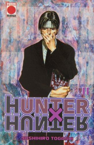 Hunter X Hunter 11 por YOSHIHIRO TOGASHI