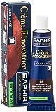 Cirage Crème Rénovatrice SAPHIR (Tube 25 ml BORDEAUX 08)