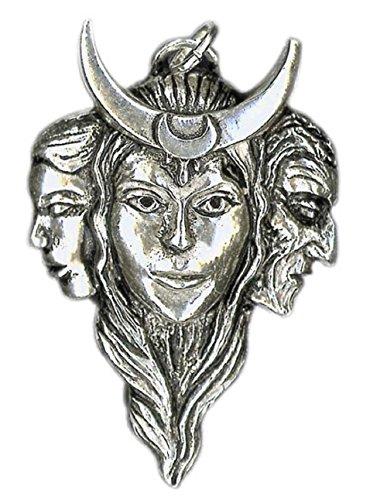 Göttinnen Liebe Kostüm Der - Göttin der Dreifaltigkeit Amulett Siegel der Hexerei Liebe und Harmonie