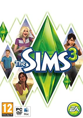 The Sims 3 (PC/Mac DVD) by Electronic Arts