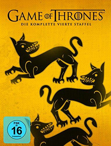 game of thrones 6 staffel Game of Thrones - Staffel 4 (Digipack + Bonusdisc) (exklusiv bei Amazon.de) [Limited Edition] [6 DVDs]