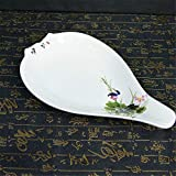 YUWANW Farbige Keramikplatten auf den kreativen warme Speisen Teller Suppenteller Dessertteller Besteck-Sterne-Hotel-Clubs