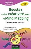 Boostez votre créativité avec le Mind Mapping : De la suite dans les idées ! (Efficacité professionnelle)