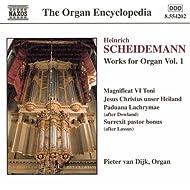 Scheidemann: Organ Works, Vol. 1