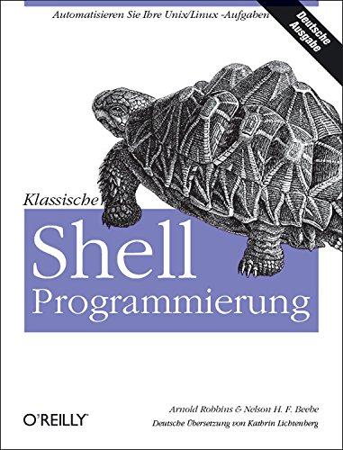 Klassische Shell-Programmierung (Shell-programmierung)