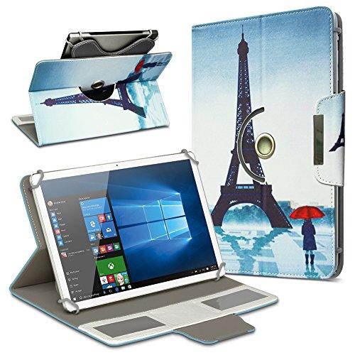 Universal Tablet Schutz Hülle 10-10.1 Zoll Tasche Schutzhülle Motiv Case Cover , Motiv:Motiv 5, Tablet Modell für:ARCHOS 101c Platinum
