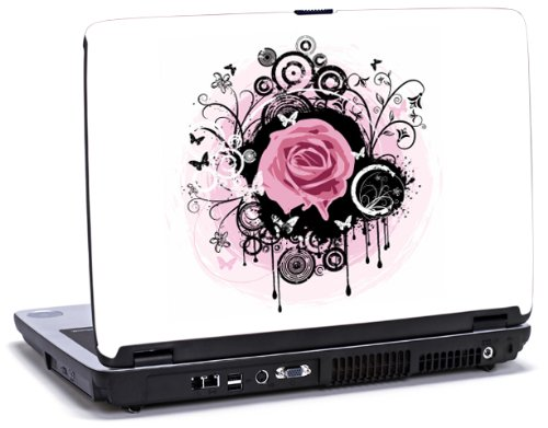 grunge-rose-abstract-lapjacks-adhesive-vinyl-sticker-to-fit-dell-latitude-d620-d630-laptops