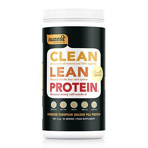 Clean Lean Protein Vanilla