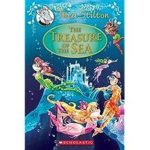 The Treasure of the Sea: A Geronimo Stilton Adventure