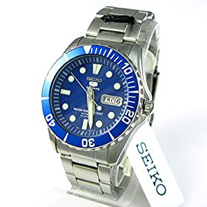 SEIKO 5 SNZF13K1 SUBMARINER AUTOMATIC MONTRE HOMME SNZF13