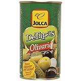 DETAPAS - Jolca De Tapas Olivaria Cocktail Con Hueso Lata 185 Gr