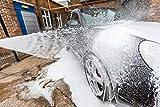 HEAVY DUTY Snow Foam LANCE by Golden Bird™ | KIT Compatible With KARCHER K2 | K3 | K4 | K5 | K7 + SnowBall 500ml Car Wash Foam ph NEUTRAL