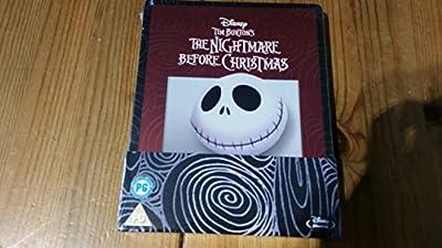 The Nightmare Before Christmas Exclusive Steelbook (UK-Import mit deutscher Tonspur)