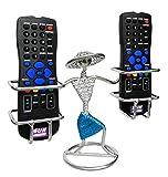 #7: Orchid engineers Stylish Remote Holder/Remote Stand/Remote Organizer showpiece