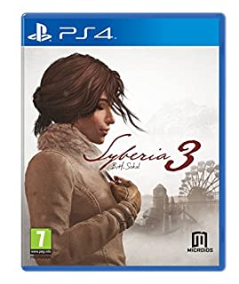 Syberia 3 (PS4) (B01LNTCLFS) | Amazon Products