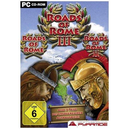 ak tronic Roads of Rome I - III - [PC]
