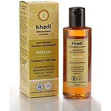 Khadi - Huile de soin Lys blanc