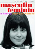 Criterion Collection: Masculin Feminin [Import USA Zone 1]