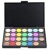 ROPALIA 28 Farben Matte Lidschatten Paletten Makeup Auge Kosmetik Set
