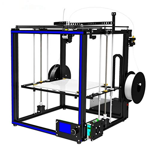 New Tronxy 3D Printer X5S-2E farbern Double Feeding port 3d drucker with hotbed - 2
