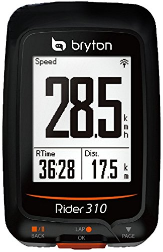 Bryton Rider 310E – Cycle Computer with GPS