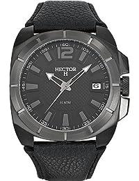 51e8754d815a Hector H 665369 - Reloj analógico de cuarzo para hombre