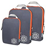 Best Travel Gears - TRIPPED Travel Gear Compression Packing Cubes Set For Review