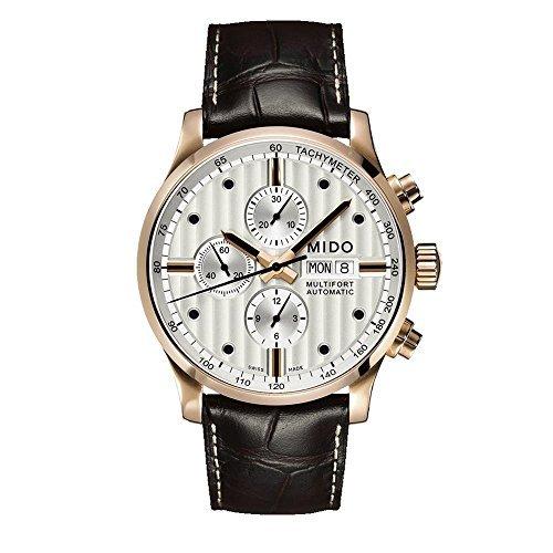 MIDO MULTIFORT Herren-Armbanduhr 44MM AUTOMATIK M005.614.36.031.00
