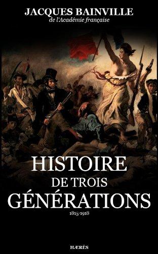 Histoire de Trois gnrations
