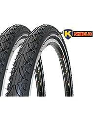 2 x Fahrradreifen Kenda Pannensicher 28 Zoll 28x1.60 42-622 700x40C K935 K-Shield