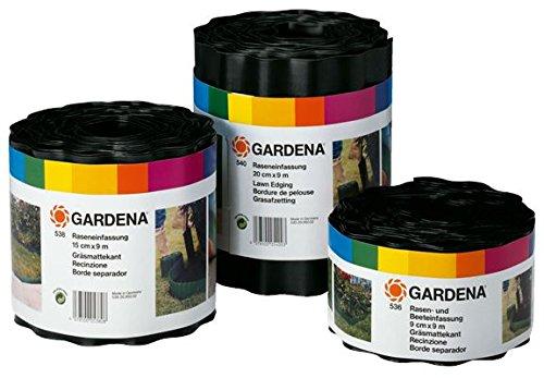 Preisvergleich Produktbild GARDENA 530 Beeteinfassung 9cm/9m br.