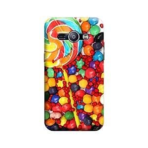 CaseLite Premium Printed Mobile Back Case Cover With Full protection For Samsung J1 Ace (Designer Case)