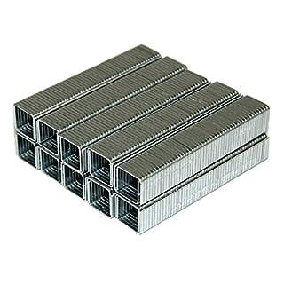 1000 Klammern f. Tacker 10,6 x 10 mm Klammern Heftklammern