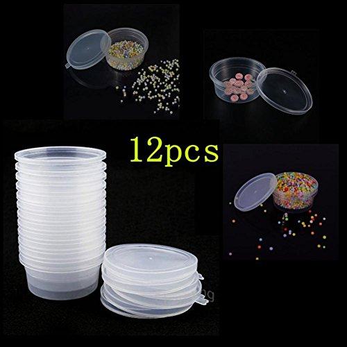 Vente Tasses avec couvercles par Hunpta – Lot de 12