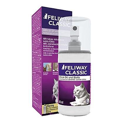 Feliway Classic 60ml Spray, 60ml 1