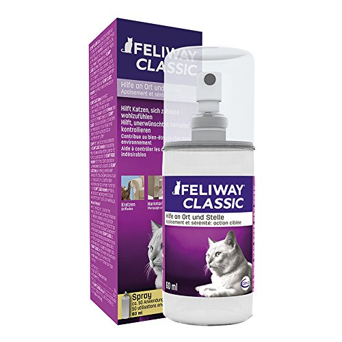 Ceva | Feliway Classic Spray | 60 ml