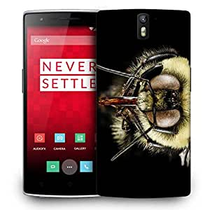 Snoogg Mosquito Designer Protective Back Case Cover For ONEPLUS ONE