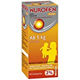 Nurofen Junior Fiebersaft Orange 2% 150 ml